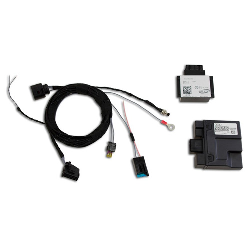 Complete kit Active Sound incl. Sound Booster for VW Touareg 7P